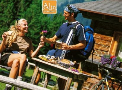 Hotel Wastlwirt - Angebot romantische Auszeit im Almsommer