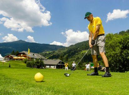 Hotel Wastlwirt - Angebot Golfspaß-Tage