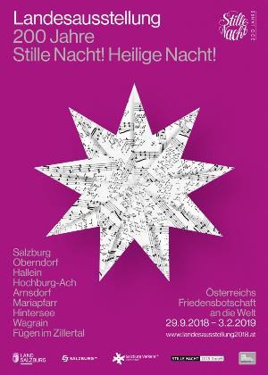 """Landesausstellung """"Stille Nacht, Heilige Nacht"""" in Mariapfarr"""