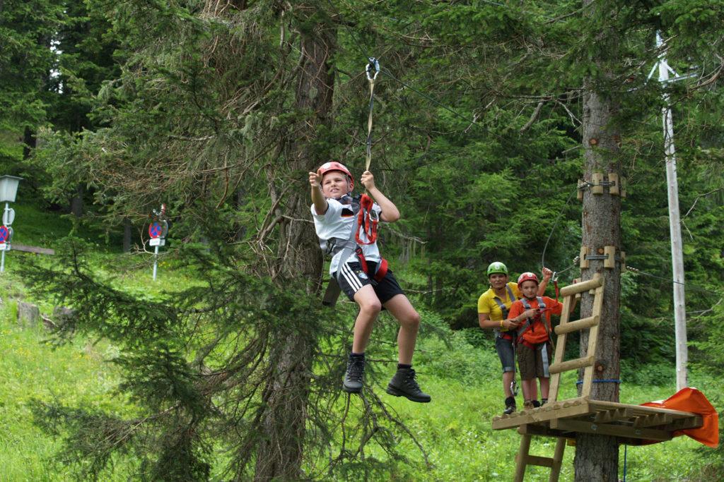 Hotel Wastlwirt - Adventurepark Katschberg