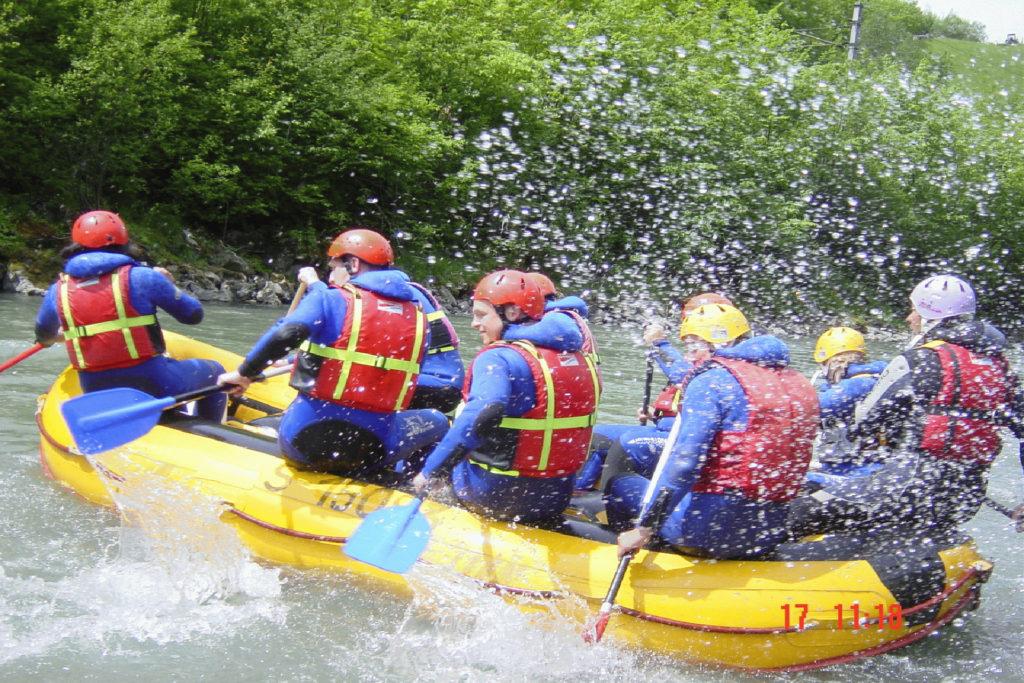 Hotel Wastlwirt - Rafting