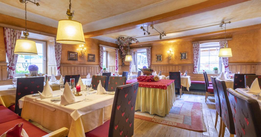 Hotel Wastlwirt - Gaststube