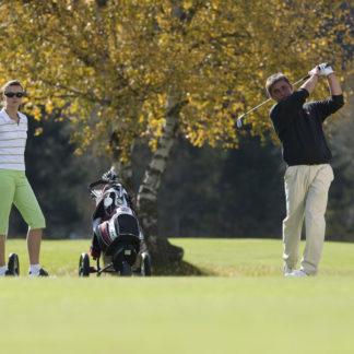 Golfplatz Lungau beim Hotel Wastlwirt