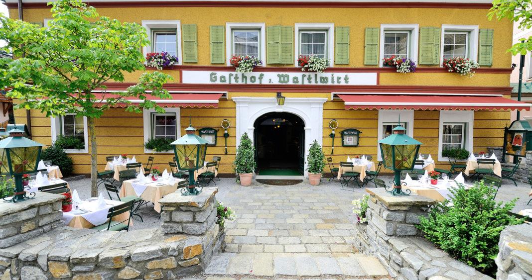 Hotel Wastlwirt - Gastgarten